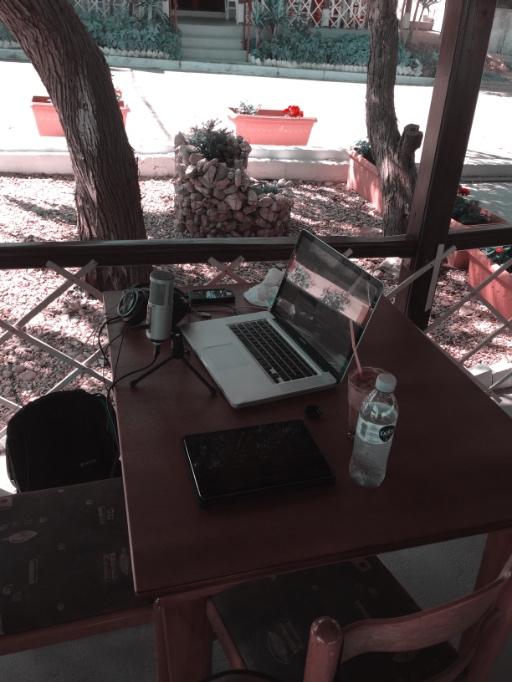 Miki Nea Rode Office 2
